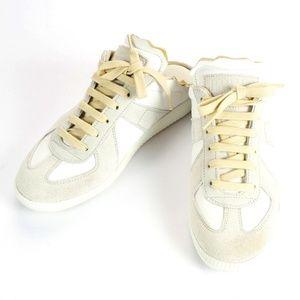 Maison Margeila Mule Sneakers - Size 36